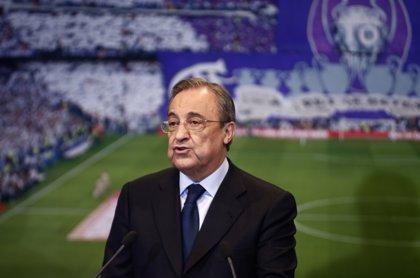 El juez cita este lunes al presidente del Real Madrid, Florentino Pérez