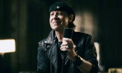 Scorpions estrenan nuevo videoclip: We built this house