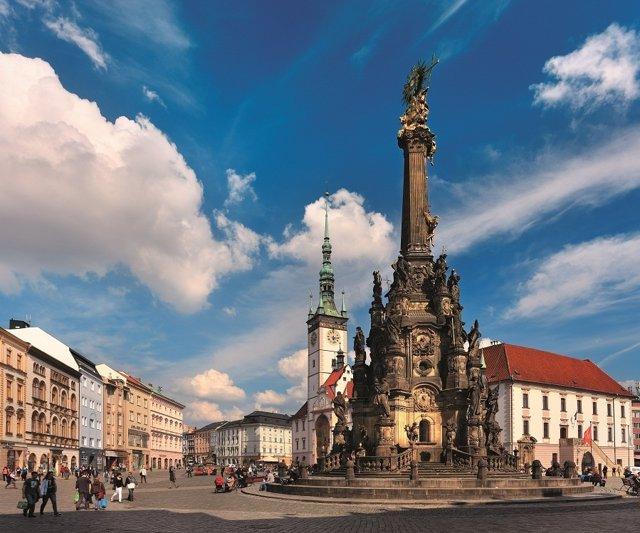 Olomouc, barroco y diversión a partes iguales en la República Checa