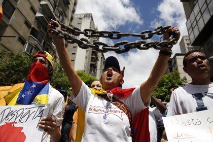 Jornada de protestas tras la muerte de Kluivert Roa y por la Transición de Venezuela