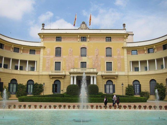 Palacio de Pedralbes