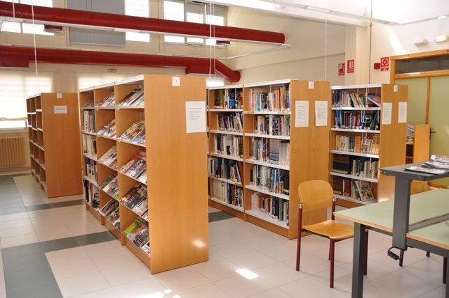Biblioteca Municipal de Ejea