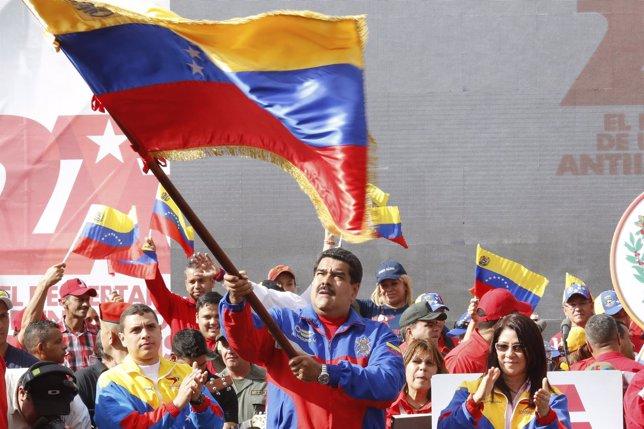 Maduro anuncia medidas diplomáticas contra Estados Unidos