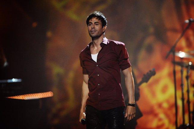 Enrique Iglesias en los  MTV .