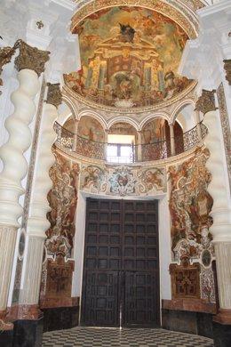 Iglesia de San Luis de los Franceses en Sevilla