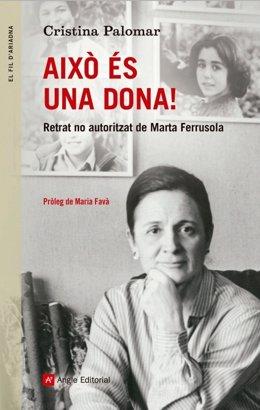 Portada del libro 'Això és una dona!' de Cristina Palomar (Angle Editorial)