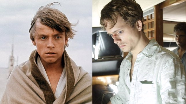 Mark Hamill y Robert Boulter