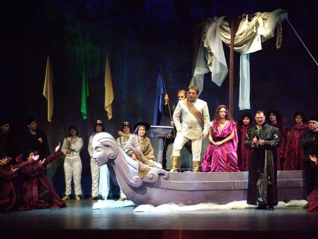 La ópera de Verdi 'Un baile de máscaras'