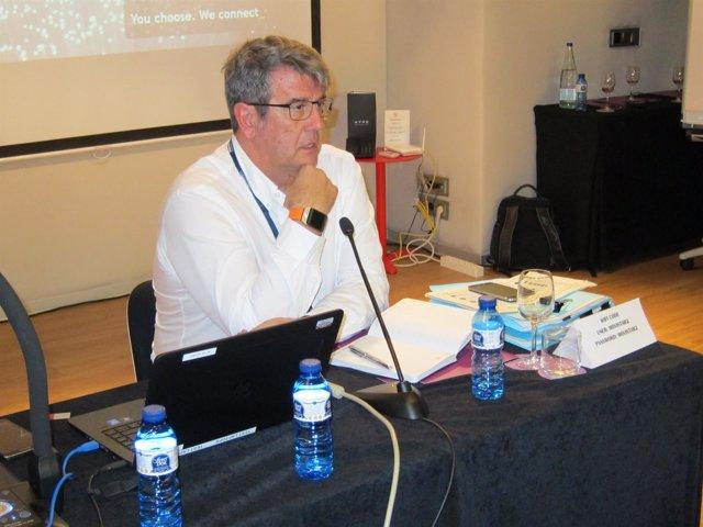 El director de Tecnología de Telefónica, Enrique Blanco
