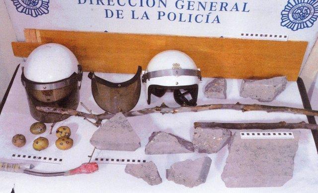 13 Detenidos Tras Un Altercado En La Capital Aragonesa.