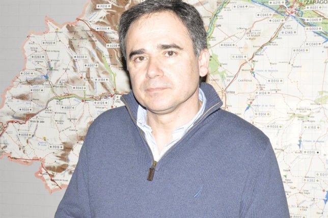El presidente de la CHE, Xavier de Pedro.