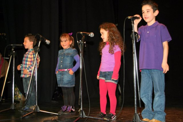Festival de canción infantil en 2012