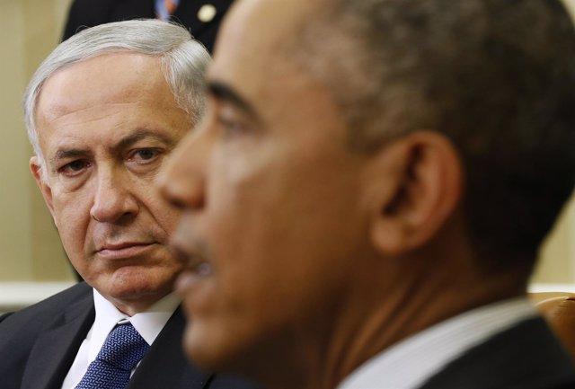 Reunión entre el Netanyahu y Obama en la Casa Blanca