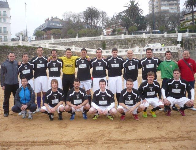 Selección de Santoña