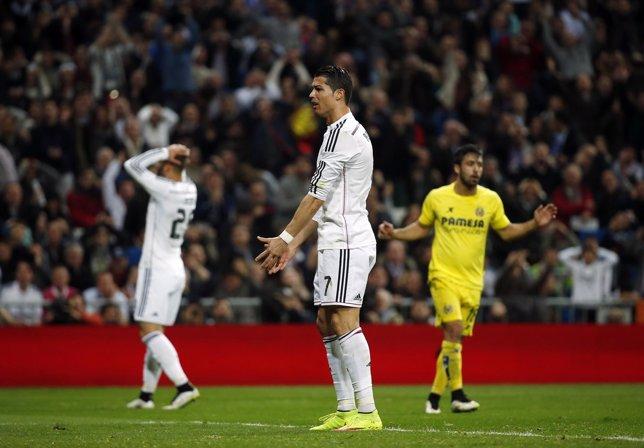 El Madrid lo intenta todo pero no puede con el Villarreal