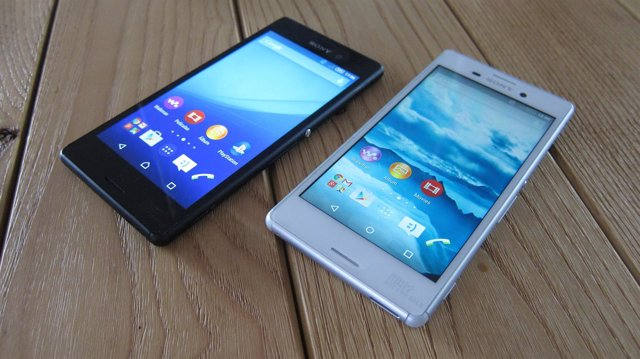Sony Xperia M4 Aqua smartphone teléfono móvil