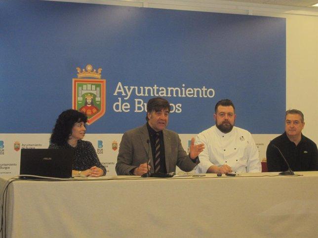 Presentación de las clases magistrales de Devora Burgos