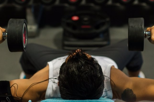 Consumo de proteínas en el gimnasio