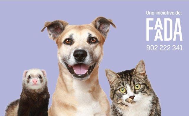 Campaña de FAADA para identificar y esterilizar animales de compañía