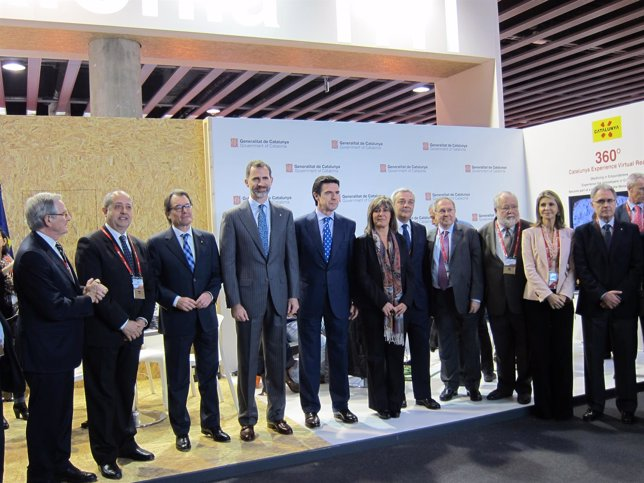 Inauguración del X Mobile World Congress (MWC)