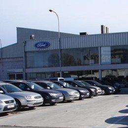 Concesionario de Ford