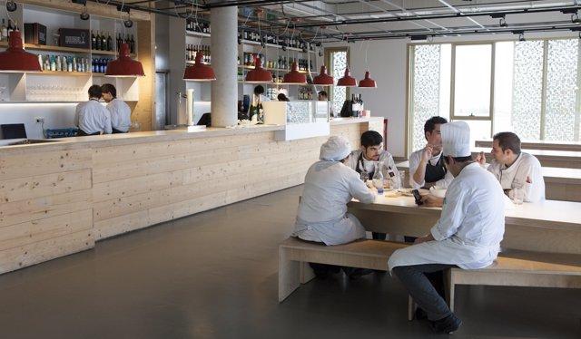 Cafetería del Basque Culinary Center