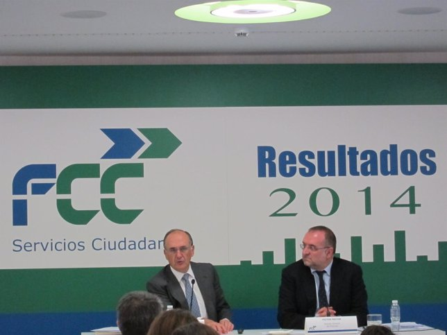 El consejero delegado de FCC, Juan Béjar