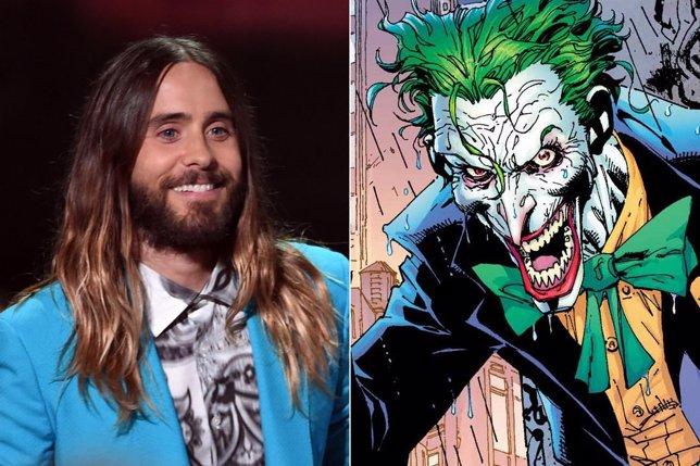 Jared Leto y el Joker