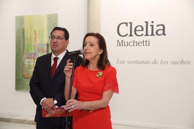 Antonio Pulido y Clelia Muchetti