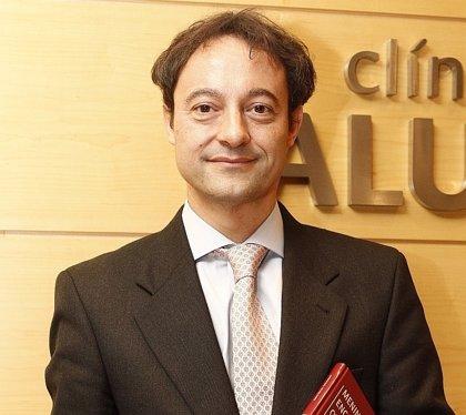 El doctor Jesús Porta gana el 'Premio cefaleas 2014'