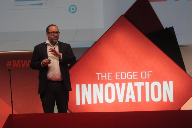 El fundador de Wikipedia, Jimmy Wales