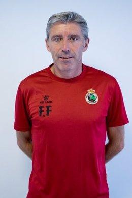 Francisco Fernández, ex entrenador del Racing de Santander