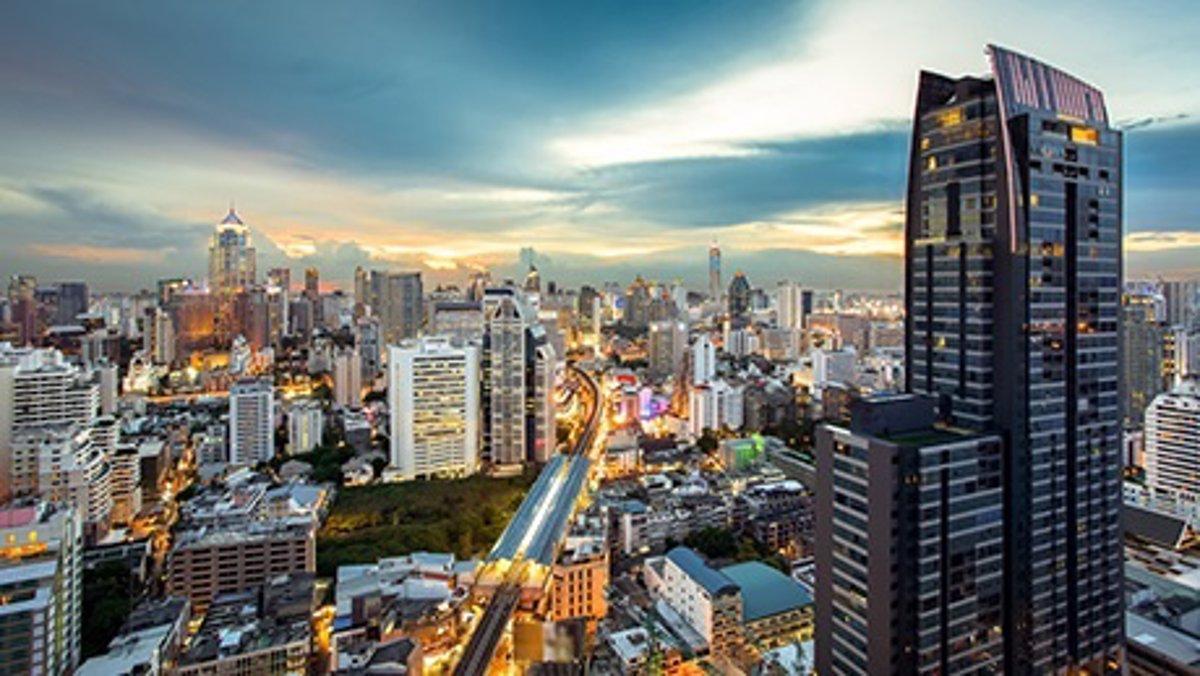 La densidad de población urbana en Asia crece mucho más que sus ciudades