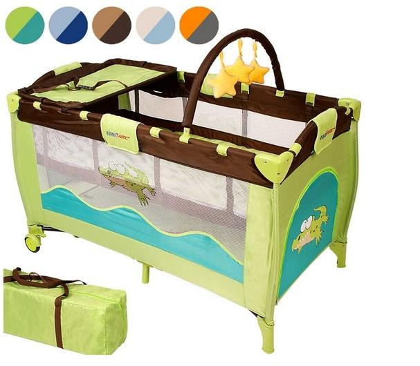Cinco cunas baratas ideales para tu beb - Cuna de viaje baratas ...