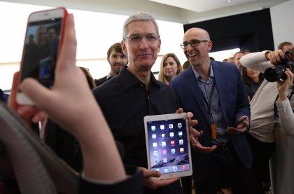 Apple retrasa producción del iPad XXL por problemas de suministro