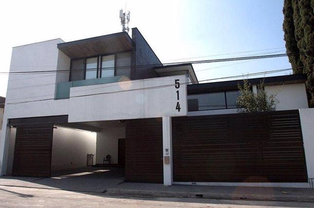 Casa Omar Treviño alias Z42