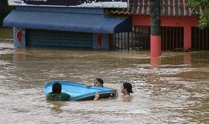 Dos muertos por las graves inundaciones en Acre (Brasil)