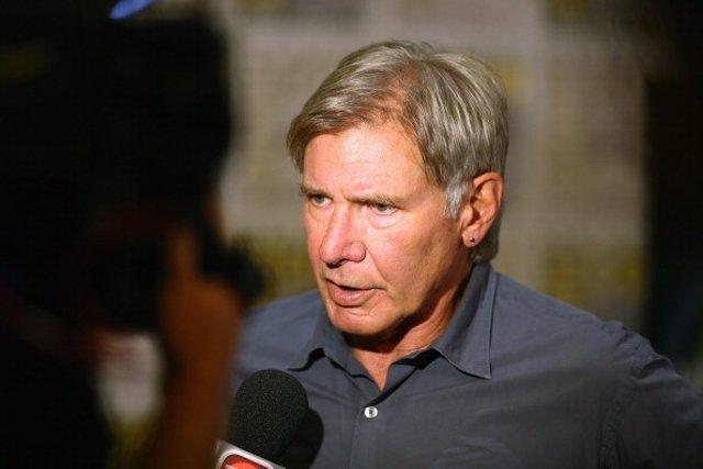 Harrison Ford en 'Los Mercenarios 3'