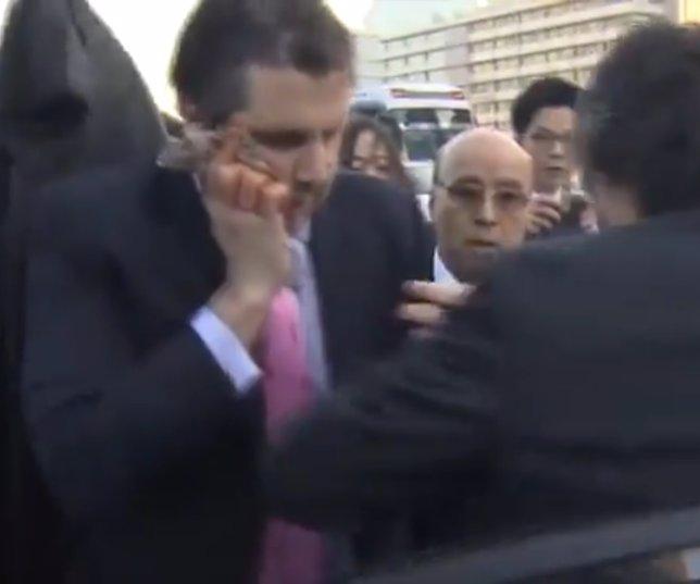 Herido embajador de EEUU en Corea del Sur