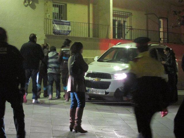 Emergencias sociales se llevan al padre de los niños del crimen del Carmel