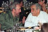 Márquez y Fidel Castro