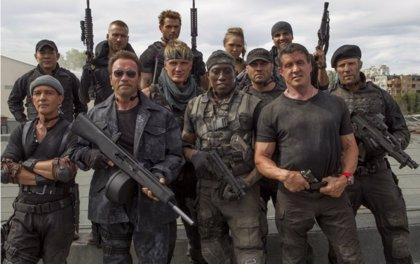 Los Mercenarios saltará a televisión con Stallone como productor