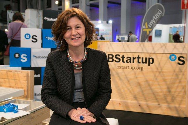 Yolanda Pérez, directora de BStartup