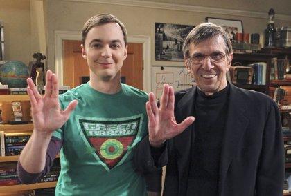 The Big Bang Theory rinde tributo a Leonard Nimoy