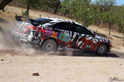 Arranca el World Rally Championship en México