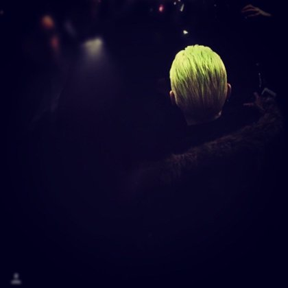 Jared Leto se tiñe de verde para ser Joker