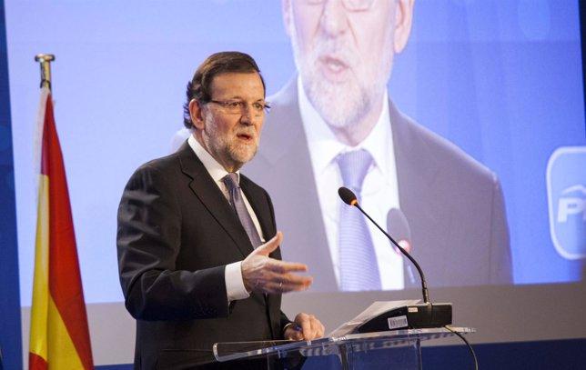 Rajoy en Toledo