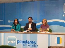 Antona, convencido de que Bravo de Laguna apoyará y trabajará por el PP y por la candidata Mercedes Roldós