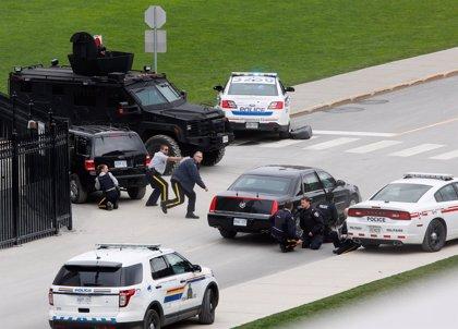 """Terrorista de Ottawa actuó en """"represalia"""" contra el Ejército canadiense"""