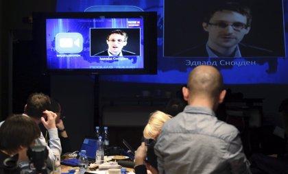 """Snowden dice que le gustaría """"volver a Ginebra"""""""